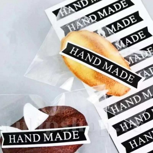 Etichete autoadezive Handmade 10buc.