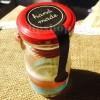 Etichete autoadezive tip sigiliu Handmade 10buc.