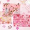 Plic translucid cocori imperiali roz