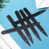 Etichete plante plastic negre