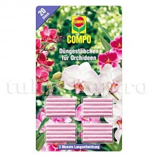 Fertilizator betisoare pentru orhidee 20buc