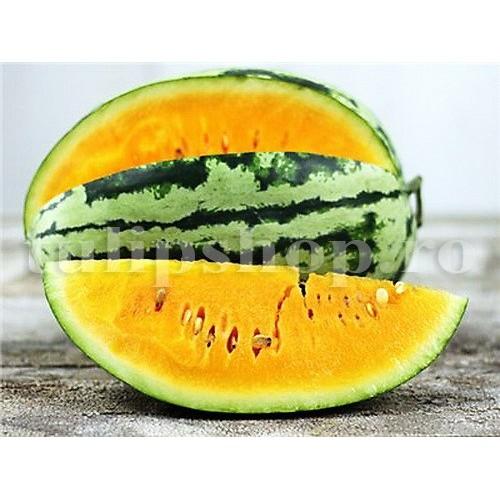 Seminte pepene Orangeglo 50buc.